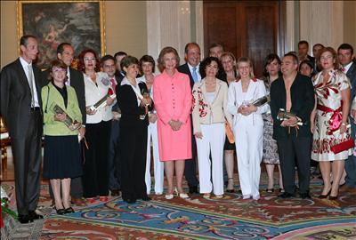 Cruz Roja convoca los premios Reina Sofía contra las drogas