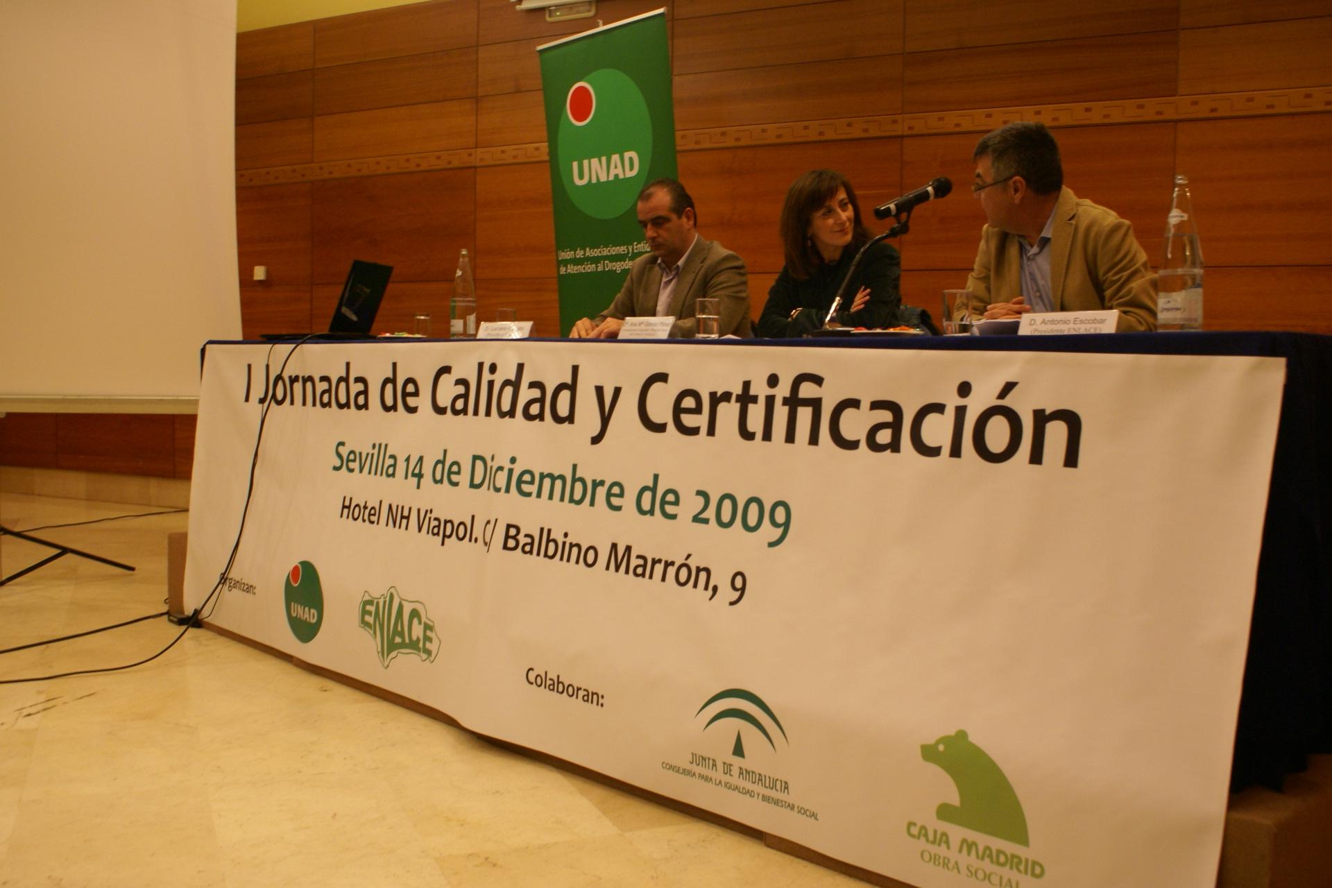 Más de 100 personas participaron en la I Jornada de Calidad de UNAD y Enlace