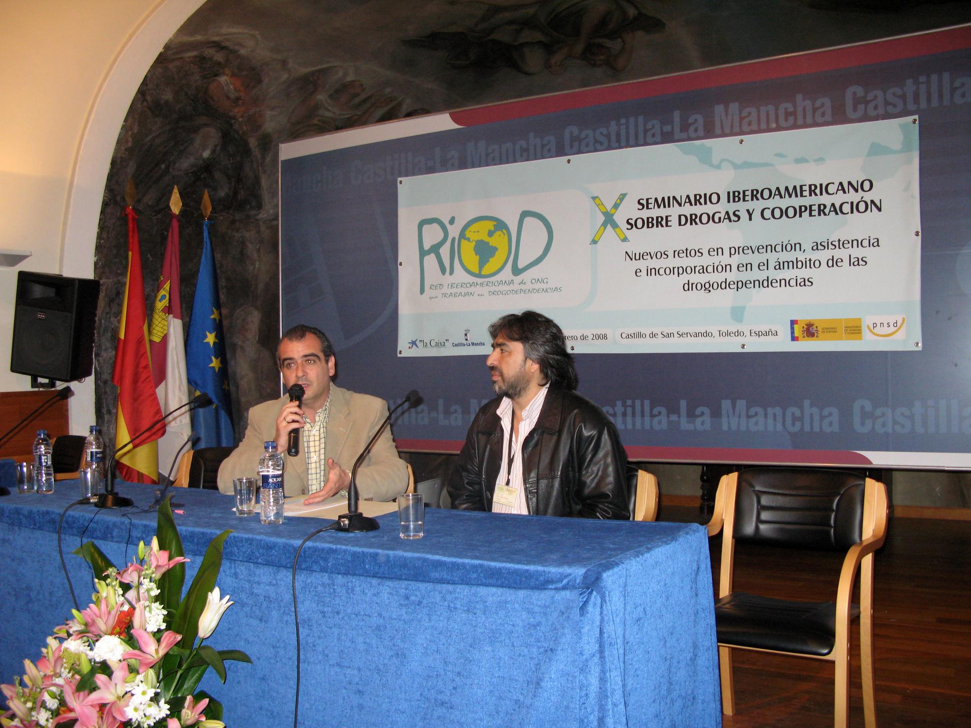 Reunión de UNAD y la Federación Fonga de Argentina para reactivar el acuerdo de colaboración