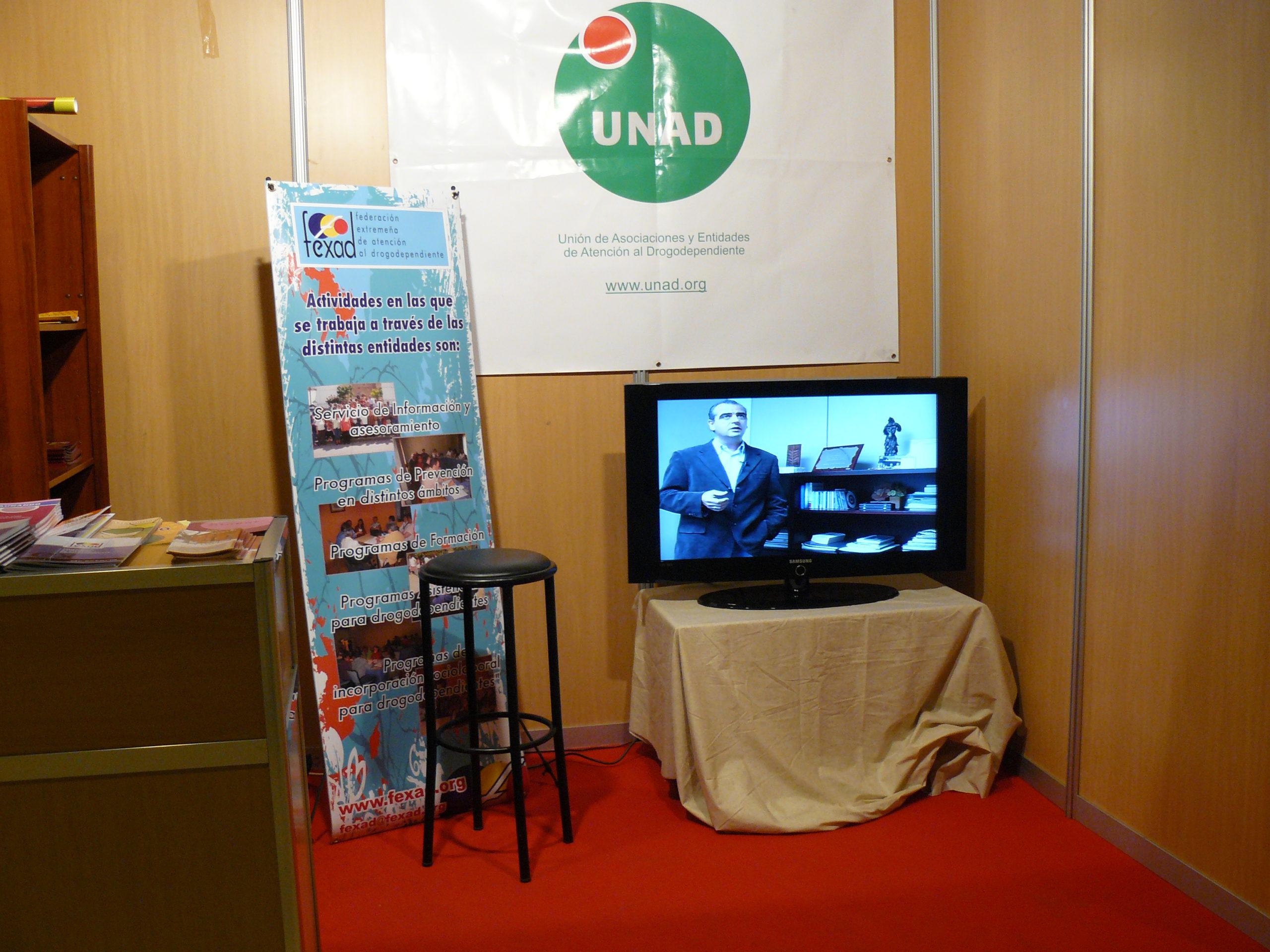 UNAD participó en el XI Congreso Estatal del Voluntariado