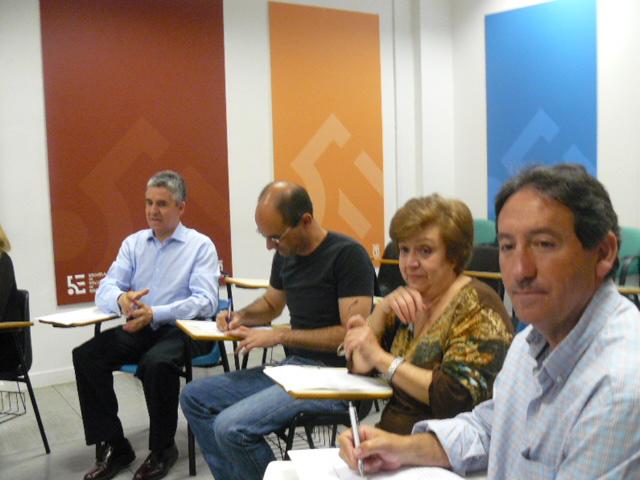 PODA aprueba en Asamblea el plan de actividades para el año 2009