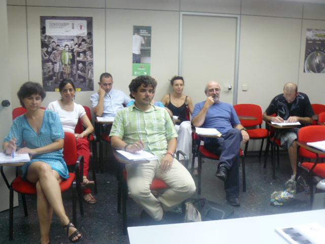Tercer encuentro anual del grupo de formadores-consultores de UNAD