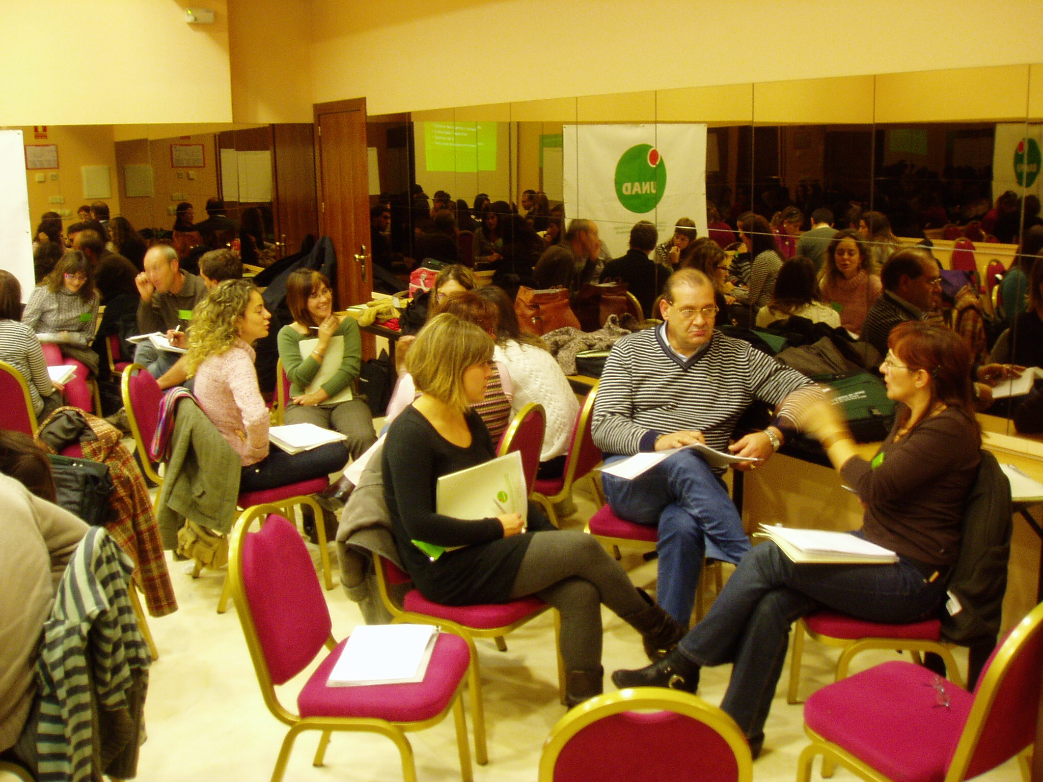 36 profesionales de 25 entidades participaron en la escuela de Salud de UNAD