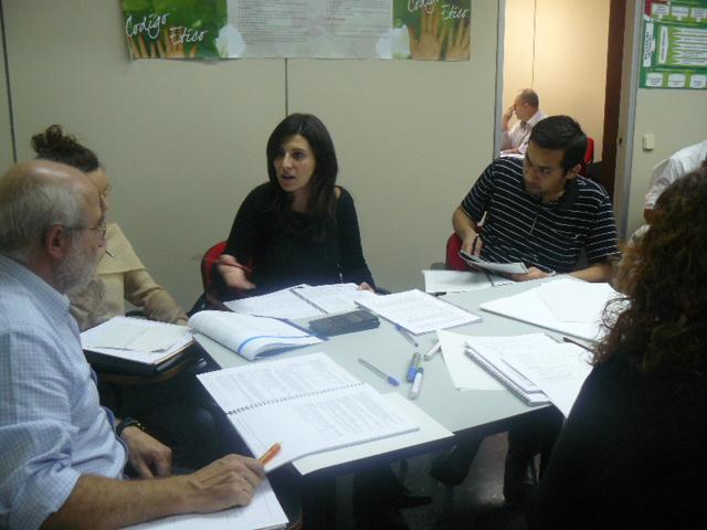 El segundo modulo del curso de evaluadores del tercer sector tiene lugar en UNAD